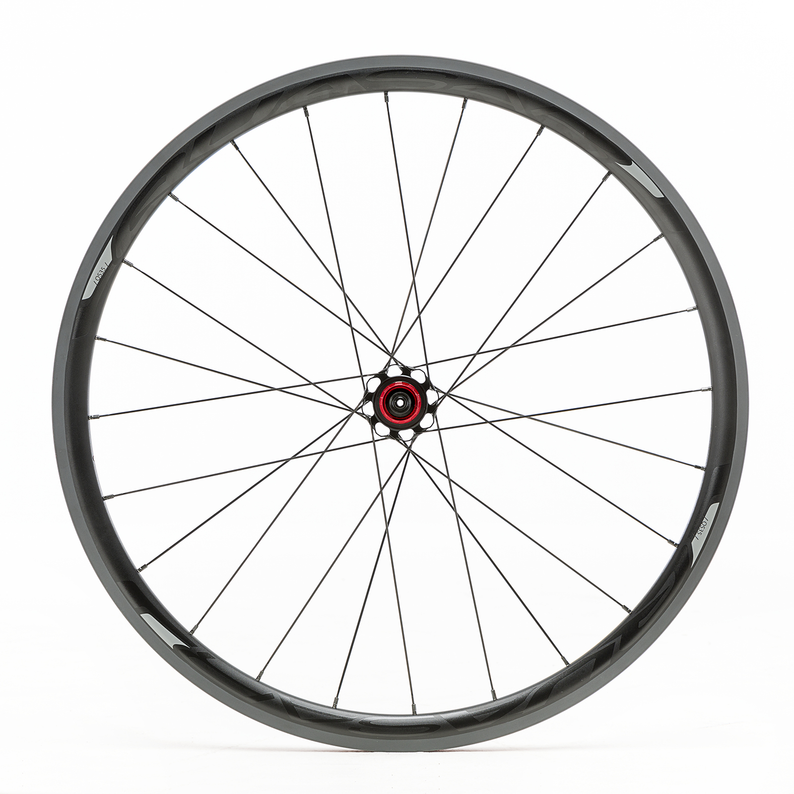 Road alloy clincher