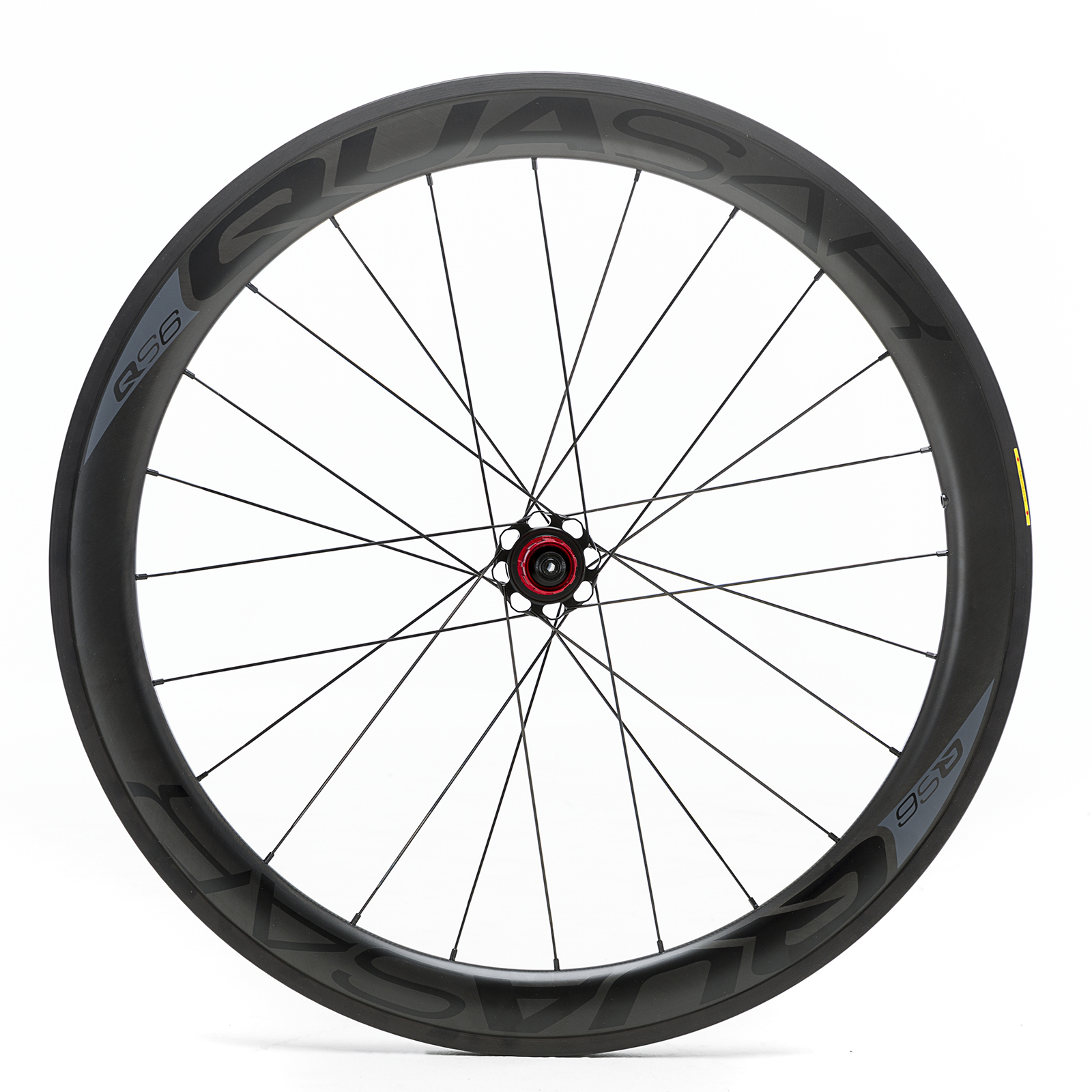 Road carbon clincher